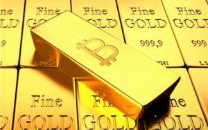 Bitcoin verhält sich ganz ähnlich wie bei Gold, was den Status von Bitcoin als digitales Gold in Frage stellt.